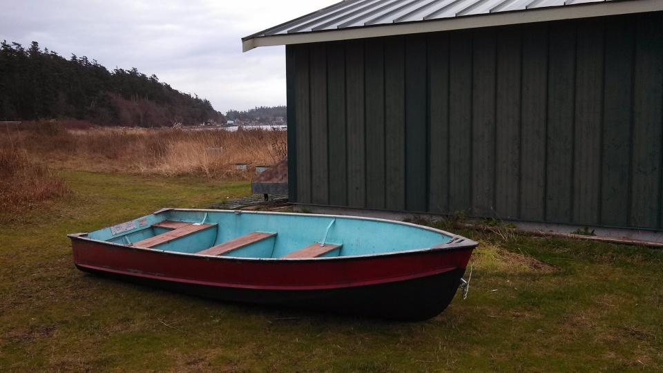 The Planter Boat
