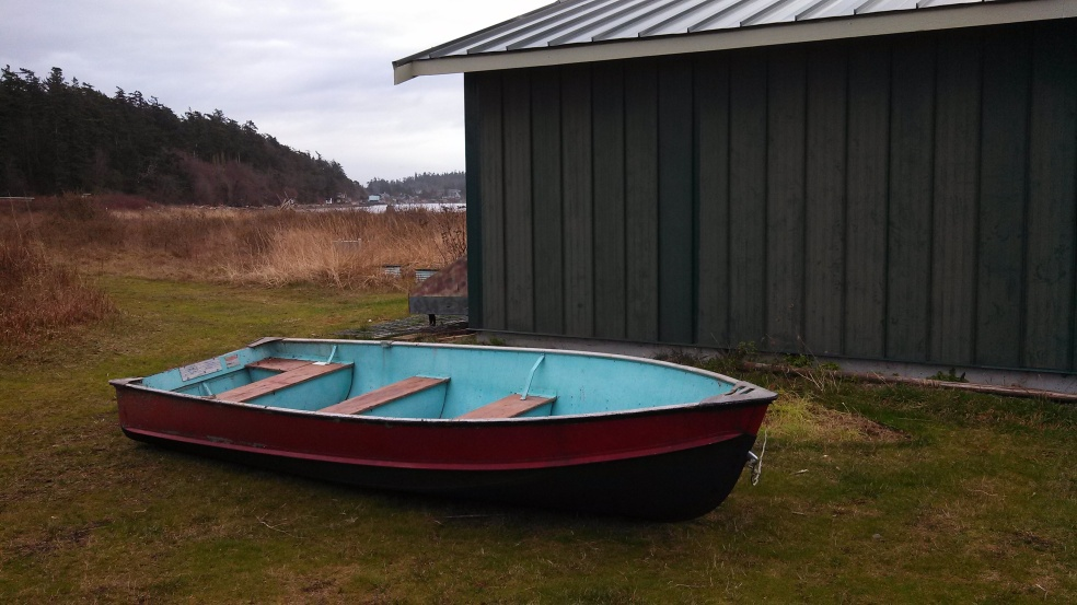 The Planter Boat